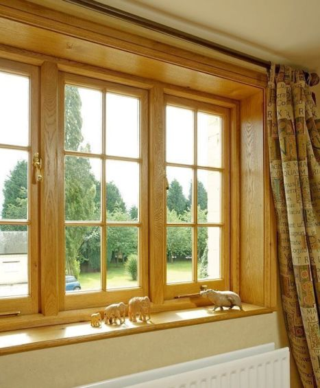 Solid Oak Window Board