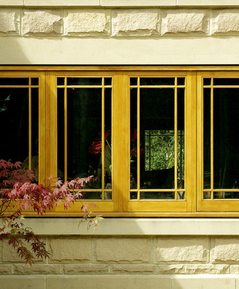 Two Open Two Fixed Casements