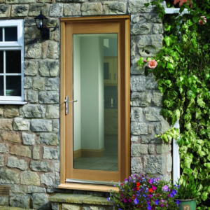 Timber Door Sets